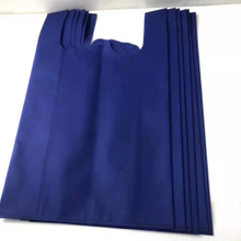 2020 Environmental Protection Popular colorful PP nonwoven fabric for shopping T-shirt bag