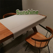 Restaurant Tablecloth material polypropylene spunbond nonwoven tablecloth non woven TNT