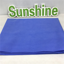 Hygiene SMS SMMS 100%PP Medical Spunbond Nonwoven Fabric