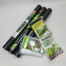 Best quality Black /white color PP non-woven fabric for agriculture weed control