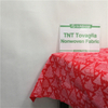 TNT PP Nonwoven Fabric Tablecloth Spunbond Non Woven Tablecloth Hotel Use