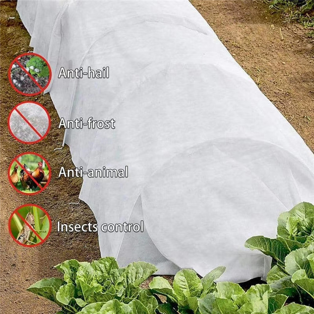 Product Black /white Color PP Non-woven Fabric for Agriculture Weed Control