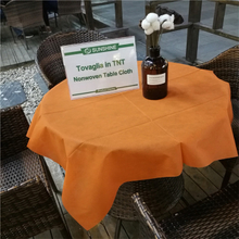 Sunshine Factory Price TNT Disposable Polypropylene Spunbond Wedding Nonwoven Tablecloth