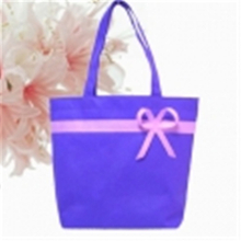 2020 New Design Colorful Handle Bag Pp Non Woven Fabric for Shopping Bags