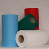 High quality 30-100gsm Colorful Pp Spunbond Non Woven Fabric Roll for make nonwoven bag