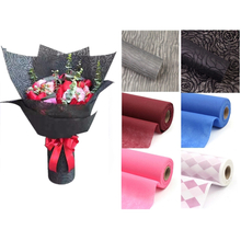 Emboss pp nonwoven fabric for flower wrapping