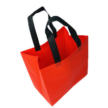 China supplier 100% pp nonwoven fabric material making shopping bags
