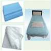 Waterproof Disposable Perforated Bedsheet 100% Polypropylene Spunbond Nonwoven Fabric Roll