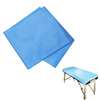 nonwoven fabric for spa Bed Sheets Disposable Massage Table Sheets waterproof bed cover
