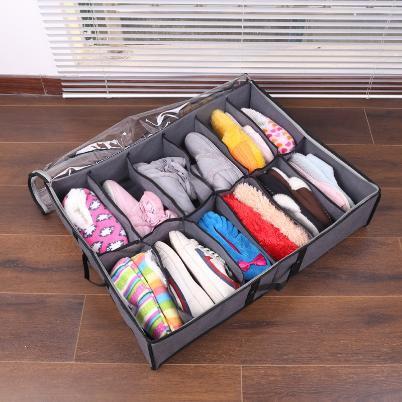 PP Nonwoven Cloth Materail,Shoe Storage Bag,Household Non-woven Shoe Bags