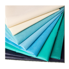 Disposable material S SS SSS SMS 100% polypropylene spunbond non woven fabric