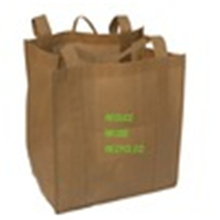 100% PP Spunbond Economy Nonwoven Popular Bag Non Woven Fabric Eco Friendly Reusable Nonwoven Bag